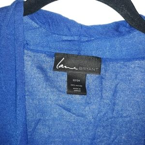 BLUE LANE BRYANT SWEATER SIZE:22